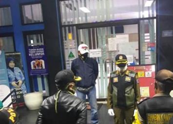 Giat Patroli Himbauan PSBB Jilid 4