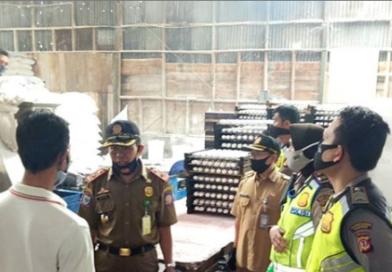 Monitoring Pemantauan Pelaksanaan PSBB di Wilayah Kecamatan Arcamanik